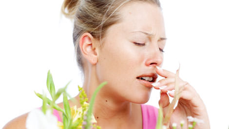Types of Allergies Causes and Symptoms