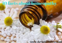 10 Facts about Homeopathy